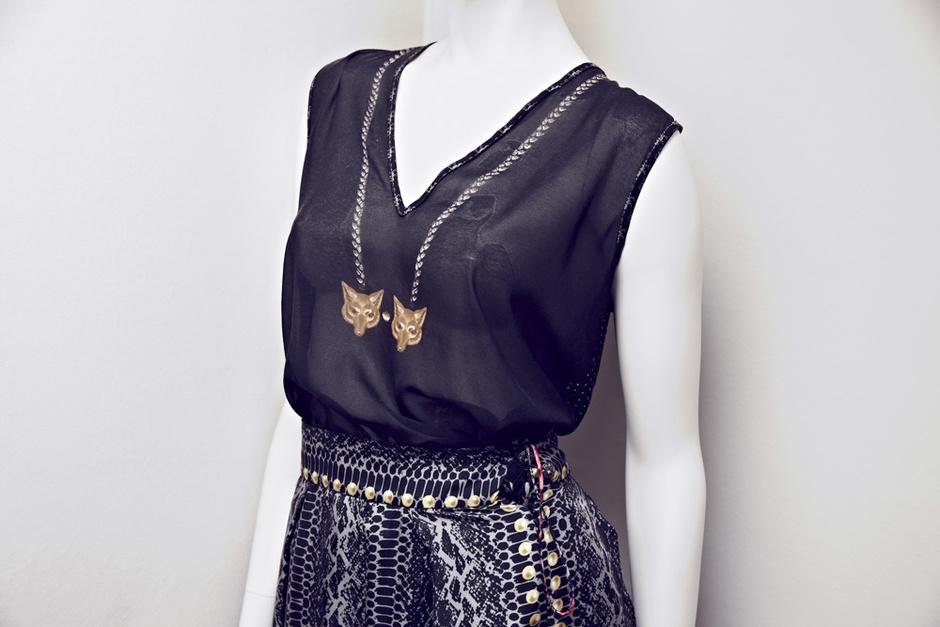Блузка, юбка, все — Vassilisa