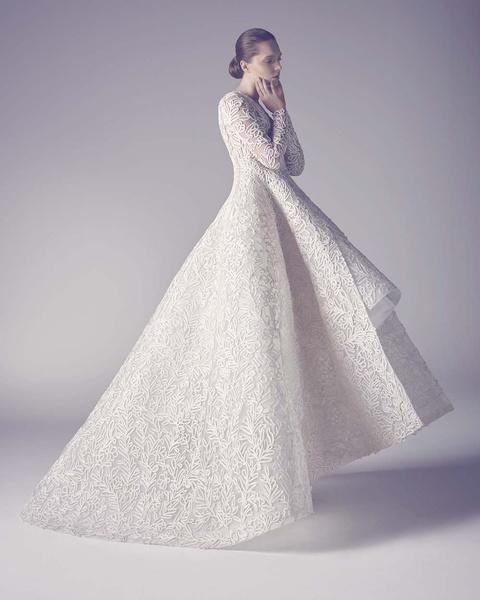ЗАМУЖ НЕВТЕРПЕЖ: 10 самых красивых свадебных коллекций сезона | галерея [1] фото [15]