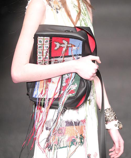 Итоги Недель моды: лучшие сумки | галерея [3] фото [2]
