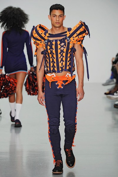 Неделя мужской моды в Лондоне: главные показы и гости | галерея [1] фото [5]