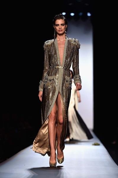 Показ Jean Paul Gaultier Couture | галерея [1] фото [12]