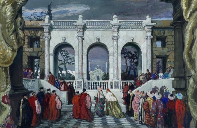 «Только Италия! Архитектурная графика XVIII–XXI веков» выставки апреля