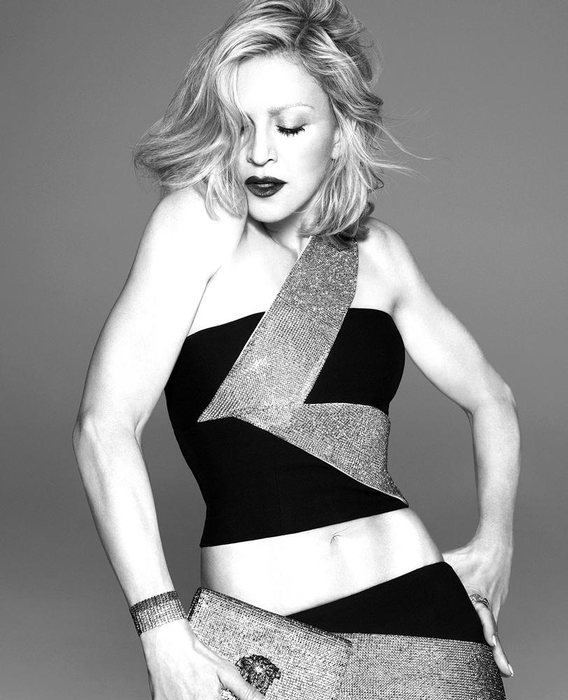 Мадонна: фото 2014