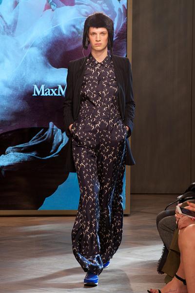 Показ круизной коллекции Max Mara в Лондоне | галерея [1] фото [29]