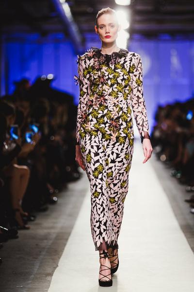 К зиме готовы: модный показ в ЦУМе | галерея [1] фото [19]