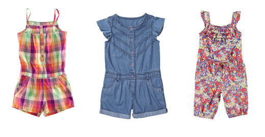 H&M, Mothercare, Mexx