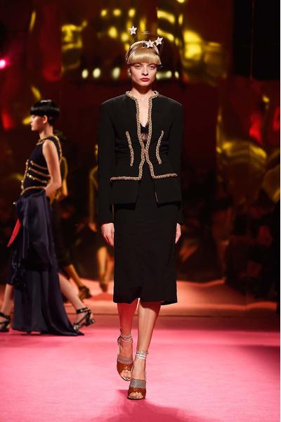 Показ Schiaparelli Haute Couture | галерея [1] фото [3]