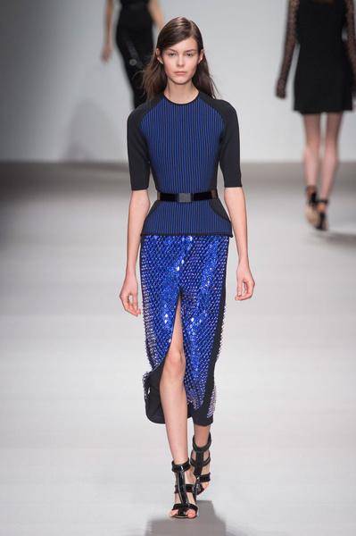 Неделя моды в Лондоне: 22 февраля | галерея [1] фото [3]