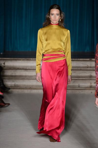 Неделя моды в Лондоне: 22 февраля | галерея [3] фото [8]