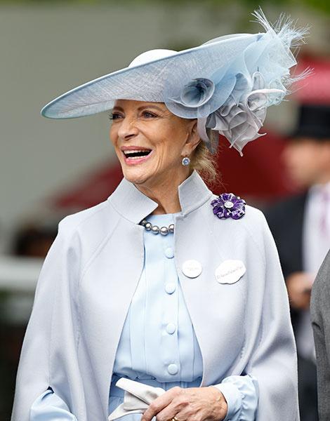 Королевские скачки в Аскоте: парад шляп | галерея [1] фото [3]