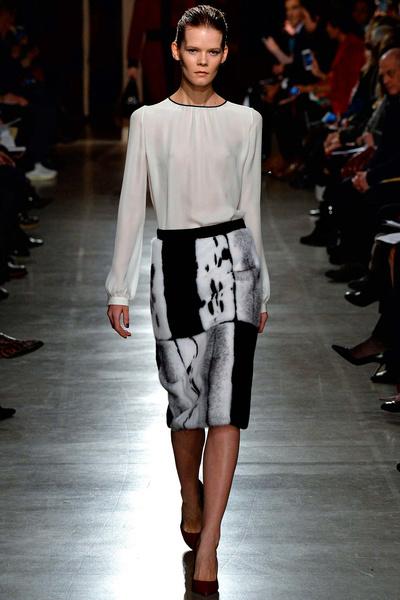 От первого лица: редактор моды ELLE о взлетах и провалах на Неделе Моды в Нью-Йорке | галерея [6] фото [3]