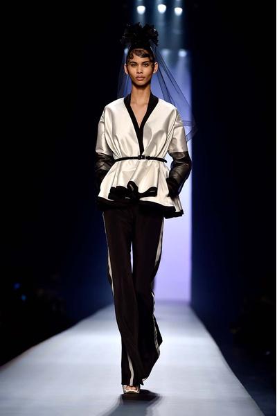 Показ Jean Paul Gaultier Couture | галерея [1] фото [53]