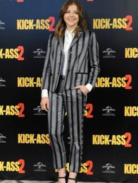 Хлоя Грейс Морец рассказала о сотрудничестве с модными брендами