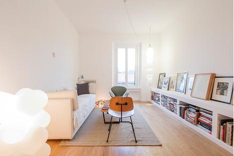 Топ-10: дизайнерские квартиры в Милане | галерея [6] фото [3]