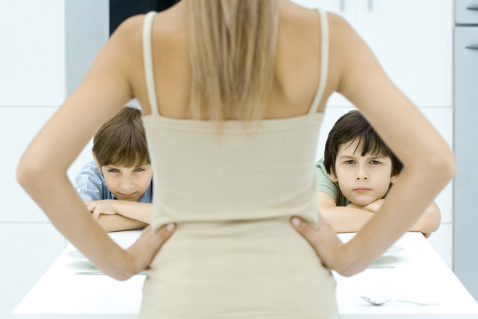 дети воспитание бить или не бить