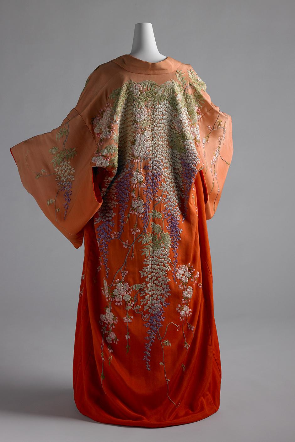 Кимоно, Япония, 1900- е.