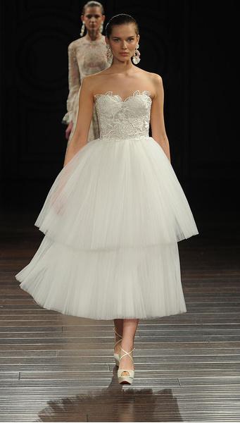 Лучшие коллекции Недели свадебной моды | галерея [5] фото [19]
