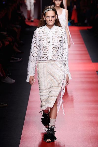 Неделя моды в Милане: день первый | галерея [2] фото [16]