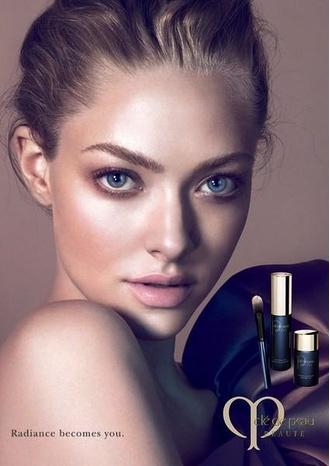 Рекламная кампания Clé de Peau Beauté осень-зима 2014-15