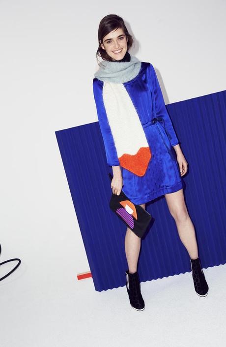 модная одежда весна 2014