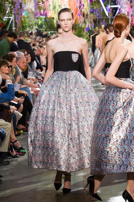 Dior на Неделе моды в Париже