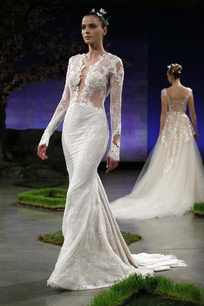 Самые сексуальные свадебные платья 3
