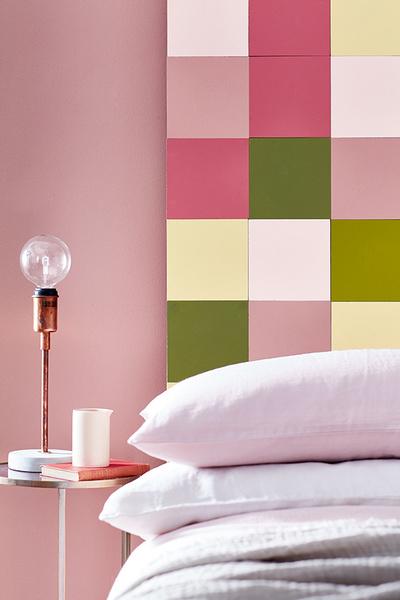 В розовом цвете: Little Greene выпустила капсульную коллекцию красок Pink | галерея [1] фото [8]