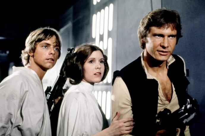 «Звездные войны: Эпизод 4 — Новая надежда» (Star Wars), 1977