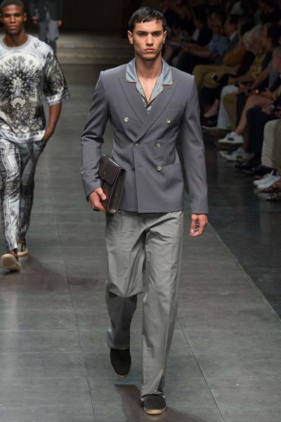 Неделя мужской моды в Милане: лучшие показы | галерея [4] фото [11]