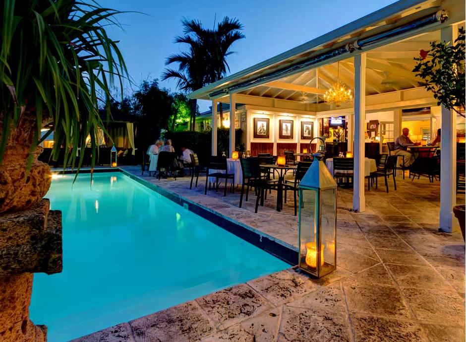 Rock House Hotel, Багамы