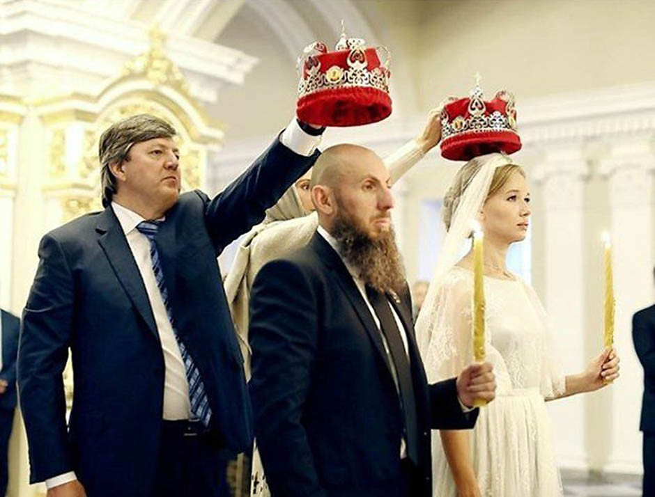 Ида Лоло и Владимир Кехман