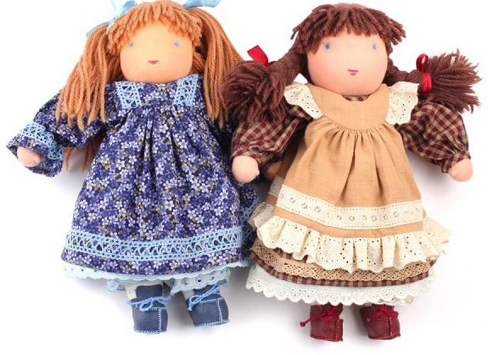 Кукла A LA RUSSE