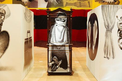 В Москве пройдет аукцион в поддержку уличного искусства | галерея [1] фото [12]