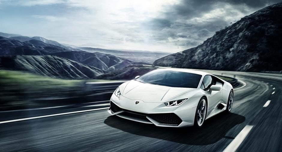 Lamborghini представил новый суперкар Huracán LP 610-4
