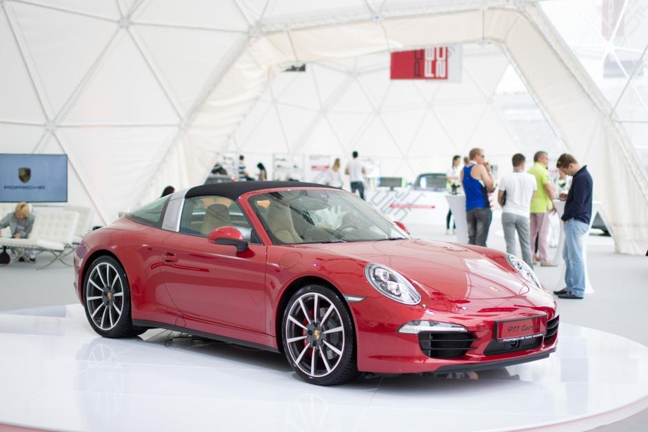 Спортивные автомобили: фото