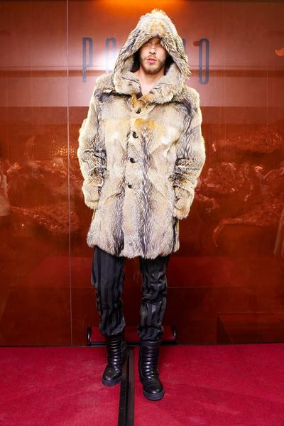 Показ итальянского мехового бренда Viniсio Pajaro | галерея [1] фото [2]