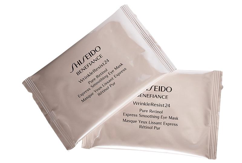 патчи Wrinkle Resist 24, Shiseido