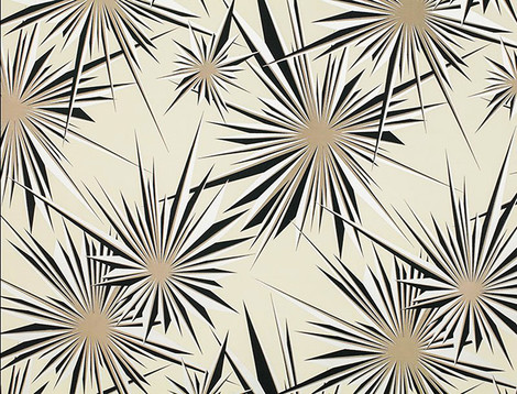 Ткань Sunburst, Jim Thompson, шоу-рум Arte Domo.