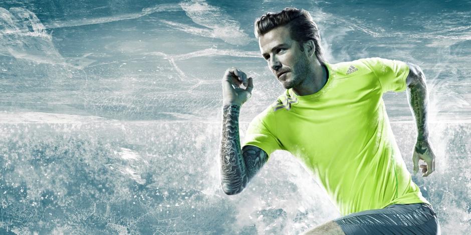 adidas представил коллекцию одежды с охлаждающим эффектом