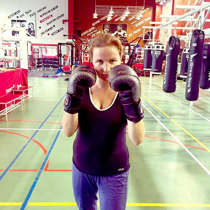 Блог Марии Тараненко: страсти на ринге
