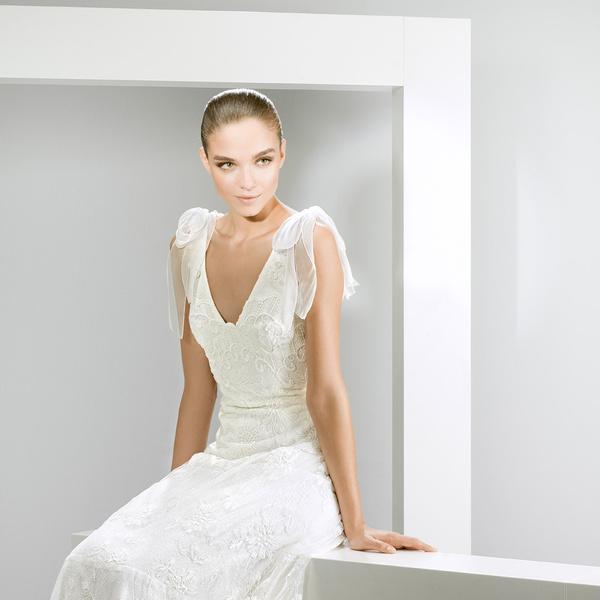 ЗАМУЖ НЕВТЕРПЕЖ: 10 самых красивых свадебных коллекций сезона | галерея [3] фото [6]