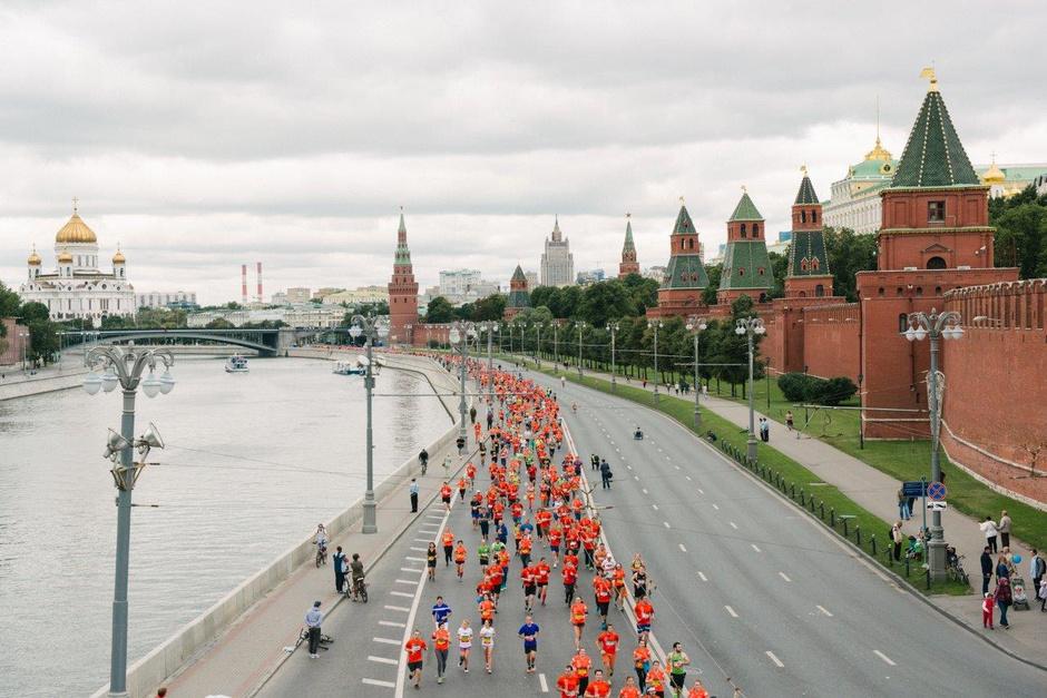 В Москве пройдет Музыкальный полумарафон