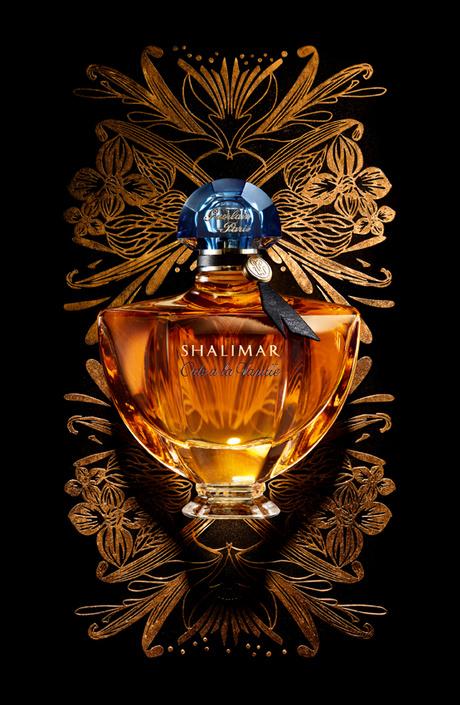 Лимитированное издание аромата Shalimar Ode a la Vanille