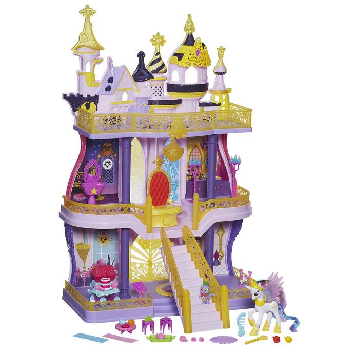 Игровой набор My Little Pony «Замок Кантерлот»