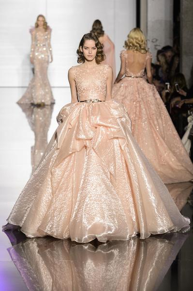 Показ Zuhair Murad Haute Couture | галерея [1] фото [12]