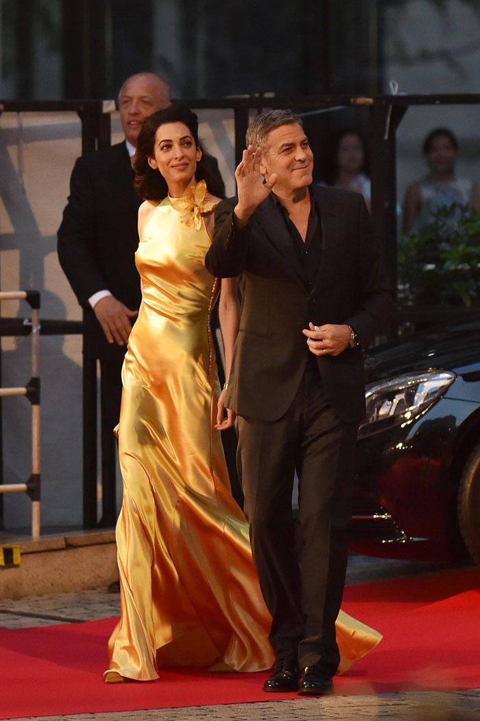 Жена Джорджа Клуни: фото