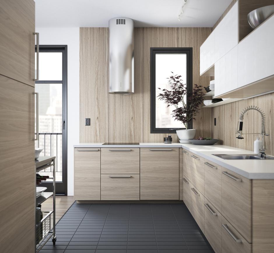 Компания ИКЕА представила кухню нового поколения -- МЕТОД | галерея [1] фото [1]