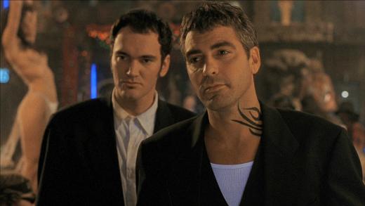 Квентин Тарантино/Джордж Клуни