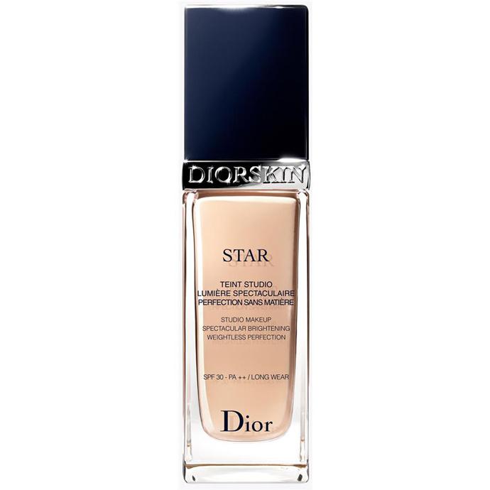 Diorskin Star, Dior тональный крем для жирной кожи
