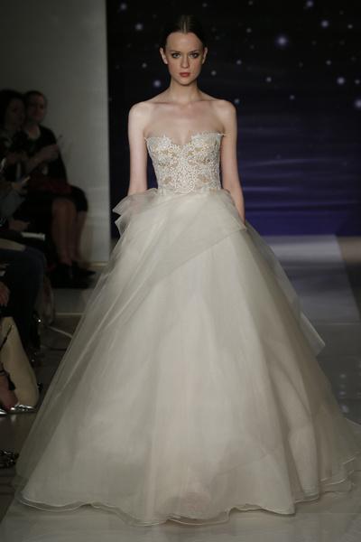 Пышные свадебные платья 2